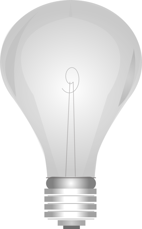 Lightbulb OnOff 2 by afaulconbridge - basic lightbulb: off