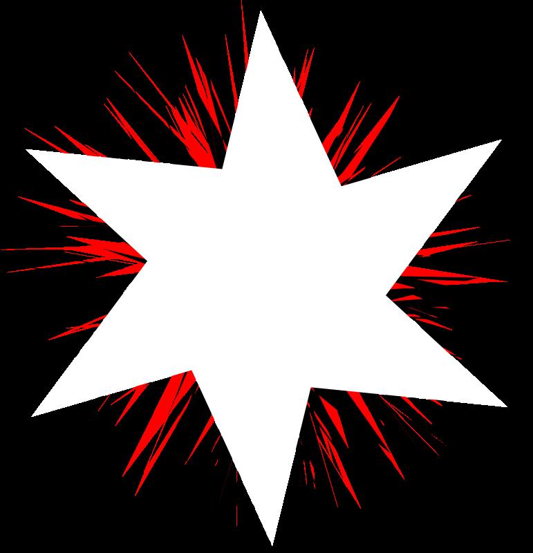 Clipart - Christmas Star