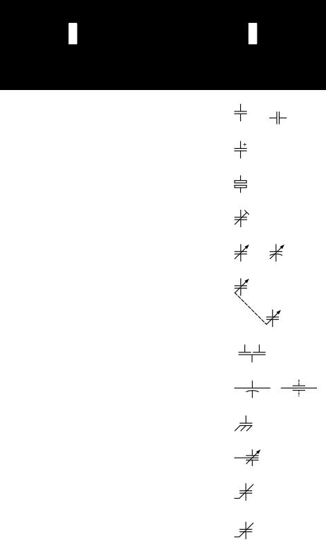 Wiring Diagram Capacitor Symbol : Wiring diagram capacitor symbol get free image