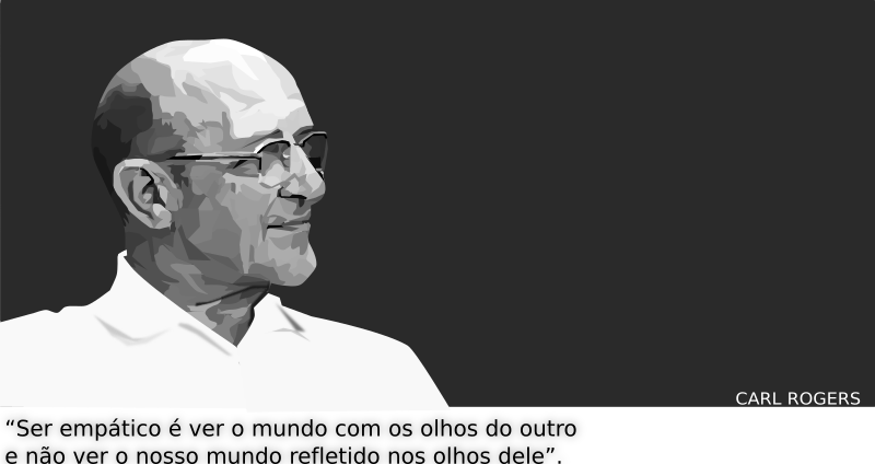 Carl Rogers by victorborges