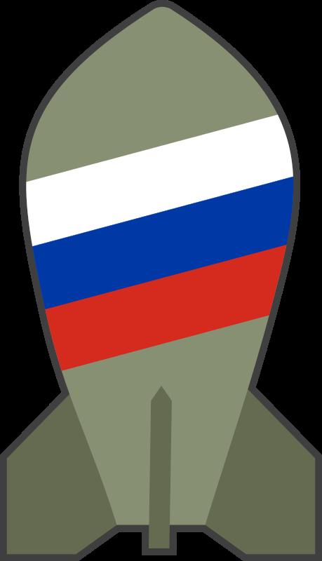 Clipart - Russian Bomb