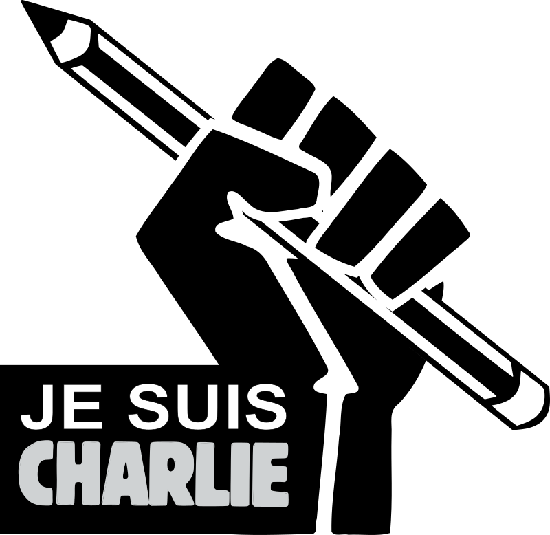 "Je suis Charlie by esttroptard - ""Je suis CHARLIE"" means that everybody is a little bit like the newspaper Charlie Hebdo."