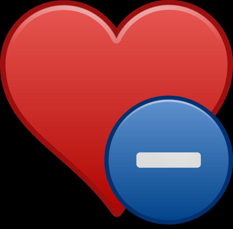Clipart - matt-icons_bookmark-minus: https://openclipart.org/detail/211678/matticonsbookmarkminus