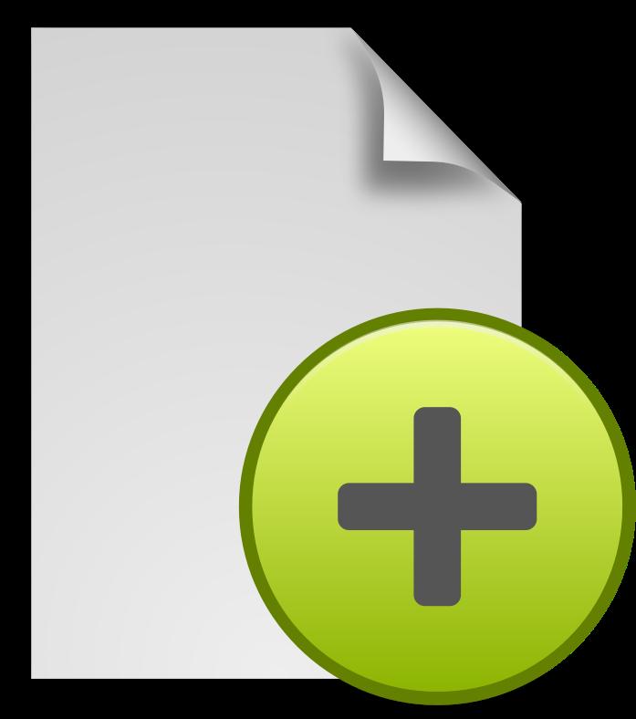 clipart document icon - photo #21