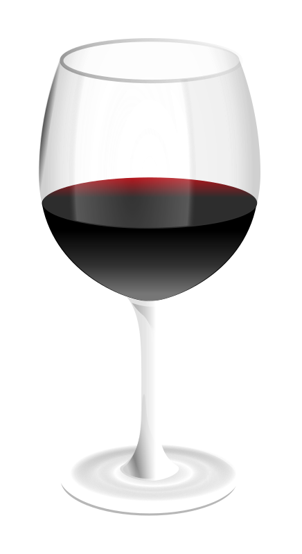 clipart red wine glass. Black Bedroom Furniture Sets. Home Design Ideas