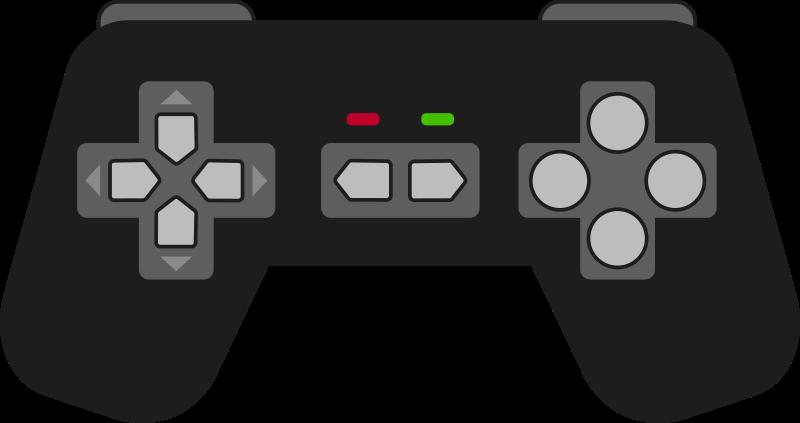gamepad clipart - photo #41