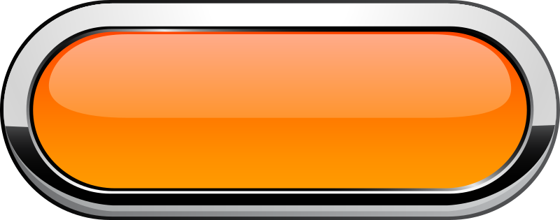 Clipart Orange Rounded Button