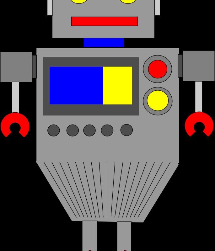 Clipart - ROBOT