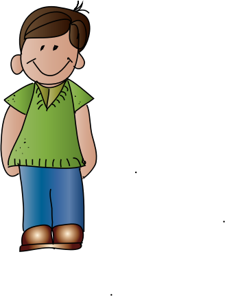 Clipart Smiling Boy