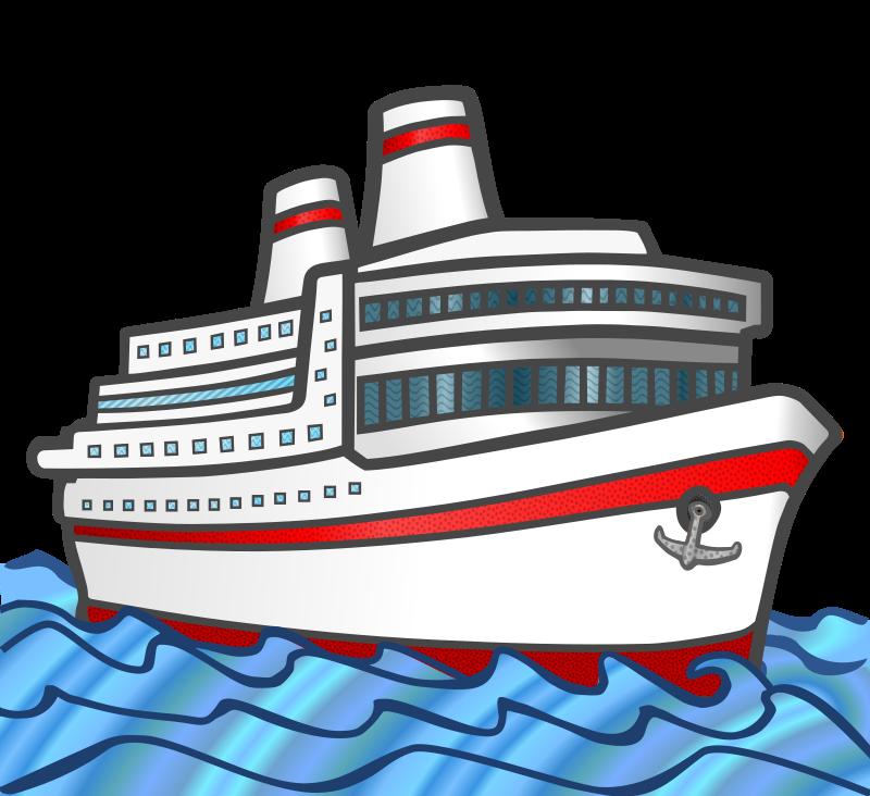Clip Art Clipart Ship clipart ship coloured medium image png