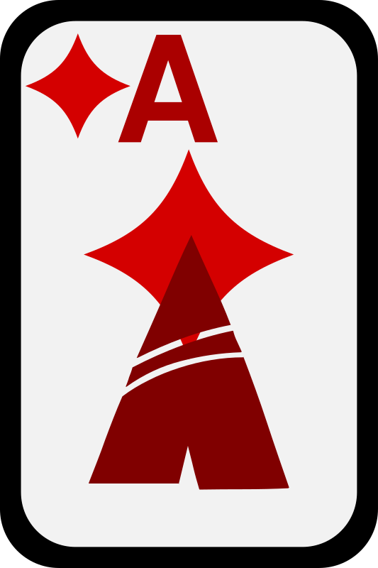 Ace of Diamonds by momoko