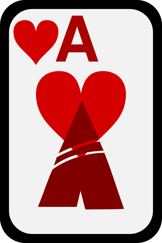 Ace of Hearts by momoko
