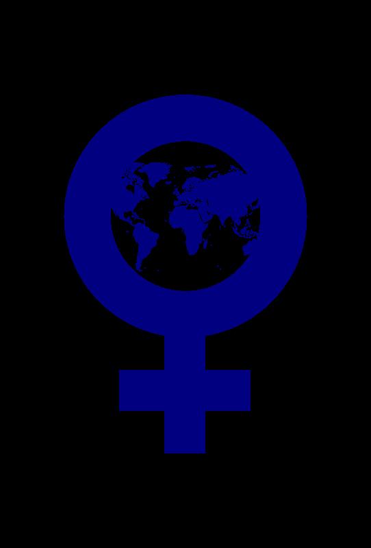 Clipart - International Women's Day