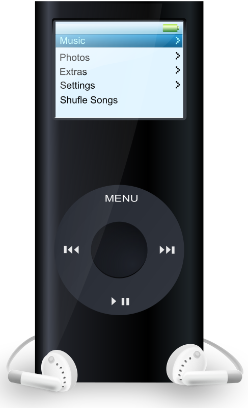 Mp3 player by eguinaldo - a simple ipod / mp3 player