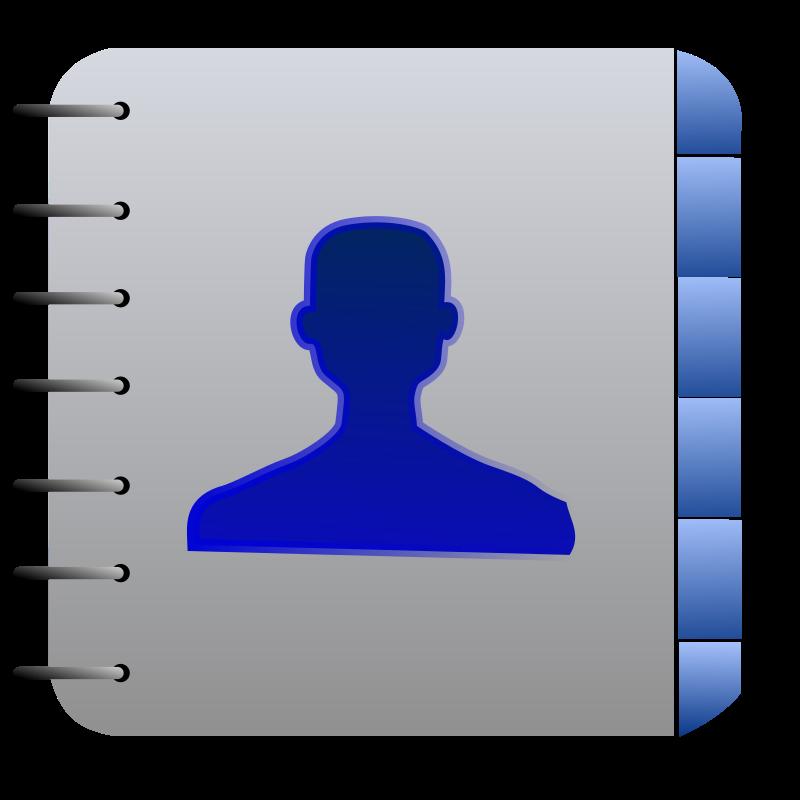 Clipart - my profile