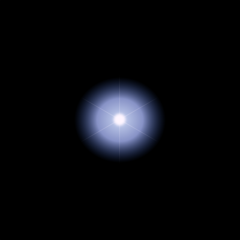 Clipart - Sirius the Dog Star