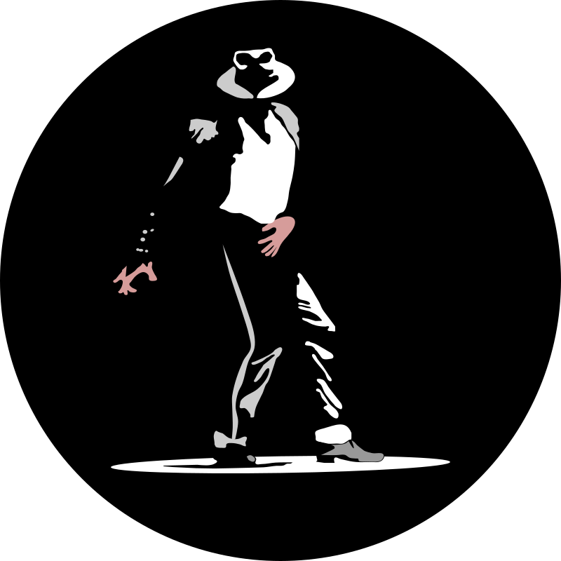 clipart michael jackson rh openclipart org michael jackson dance clip art michael jackson clipart
