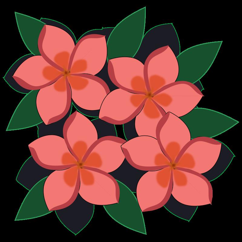 clip art flowers microsoft - photo #28
