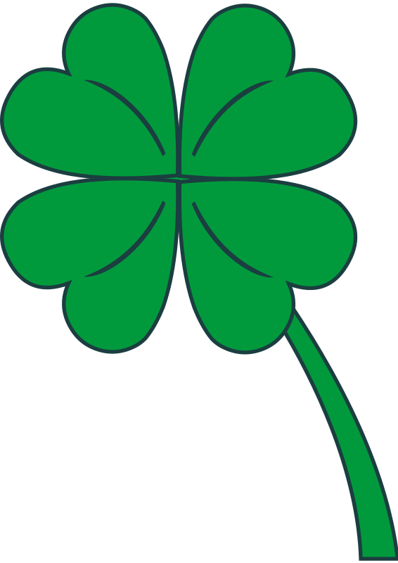 4 Leaf Clover by staradrael