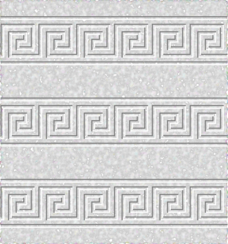 Clipart - Ancient Greek Fret Pattern Marble Tileable