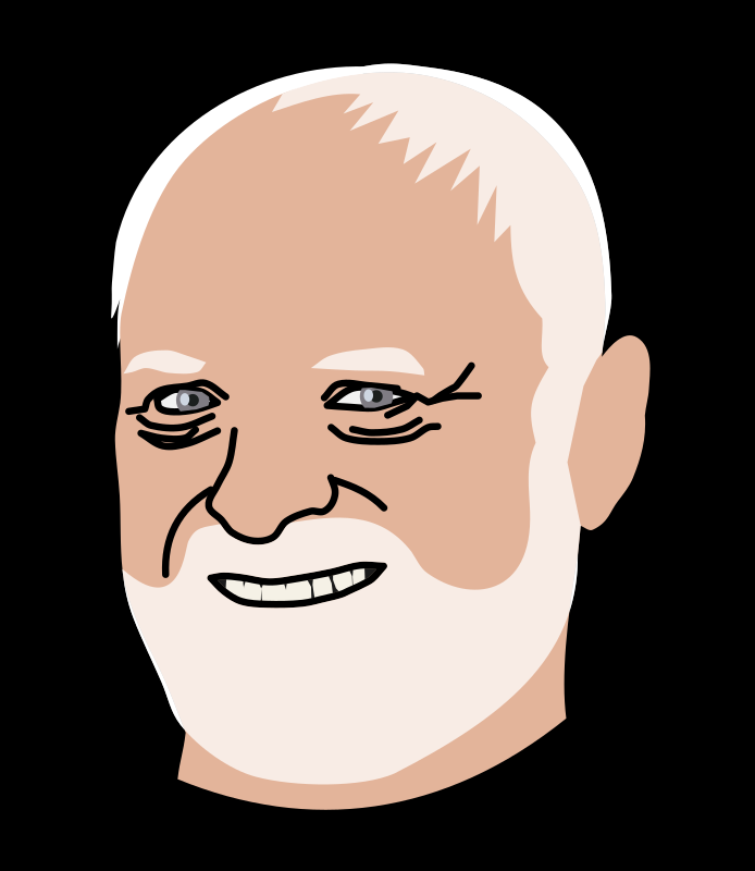 https://openclipart.org/image/800px/svg_to_png/216577/Hide-the-pain-Harold.png