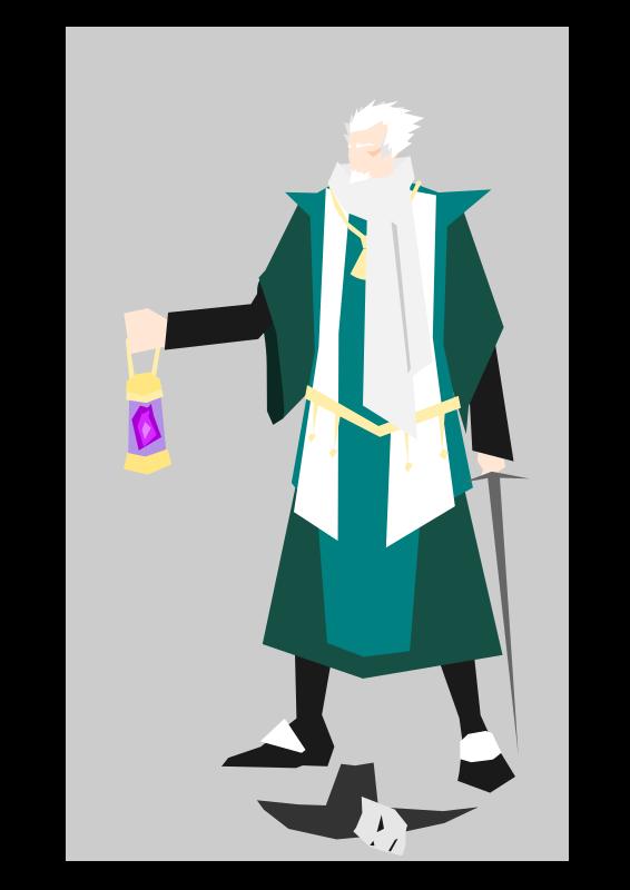 Clipart Priest