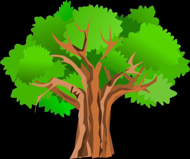 clipart of tree - photo #8