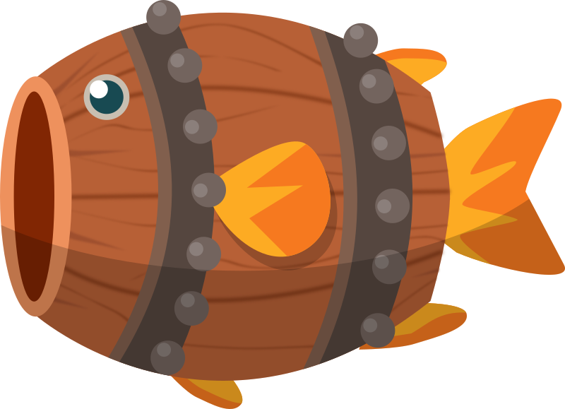 https://openclipart.org/image/800px/svg_to_png/217565/barrelFish.png