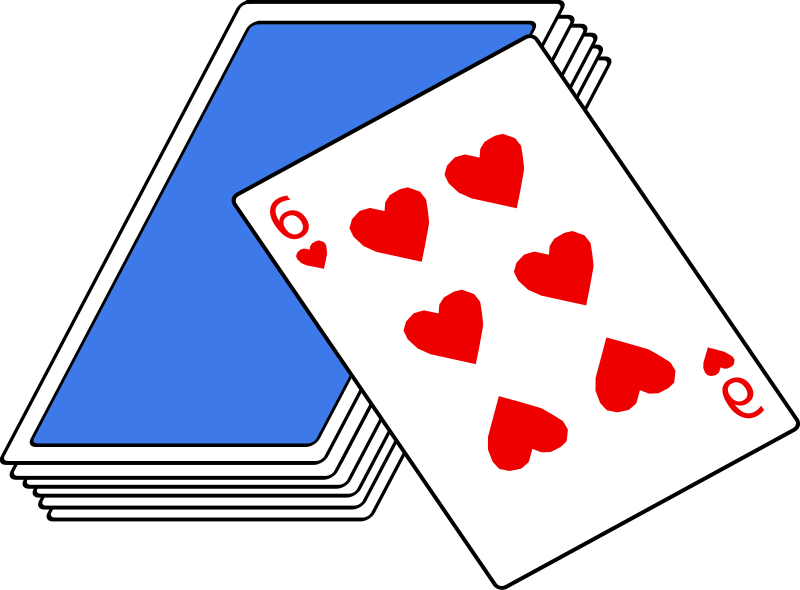 Cards by Machovka - A deck of cards.