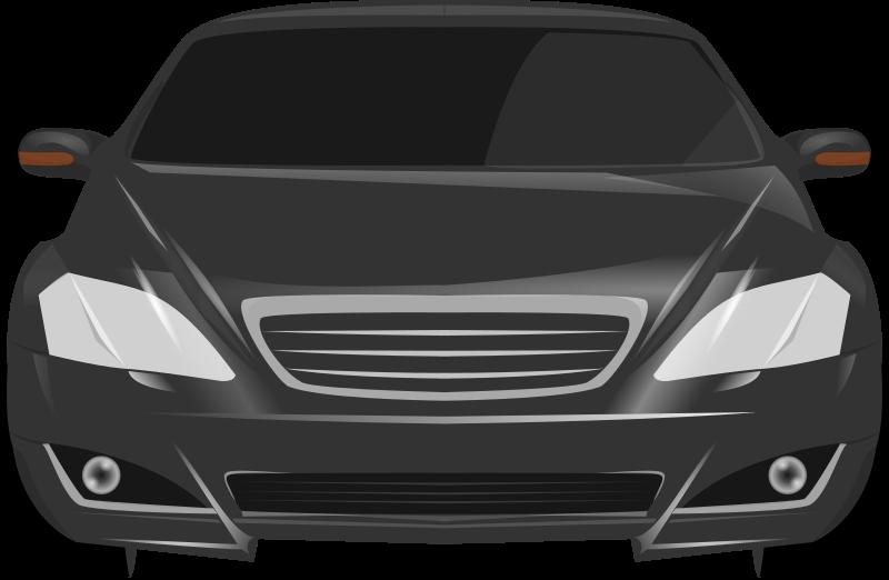 Clipart Mercedes S Klasse