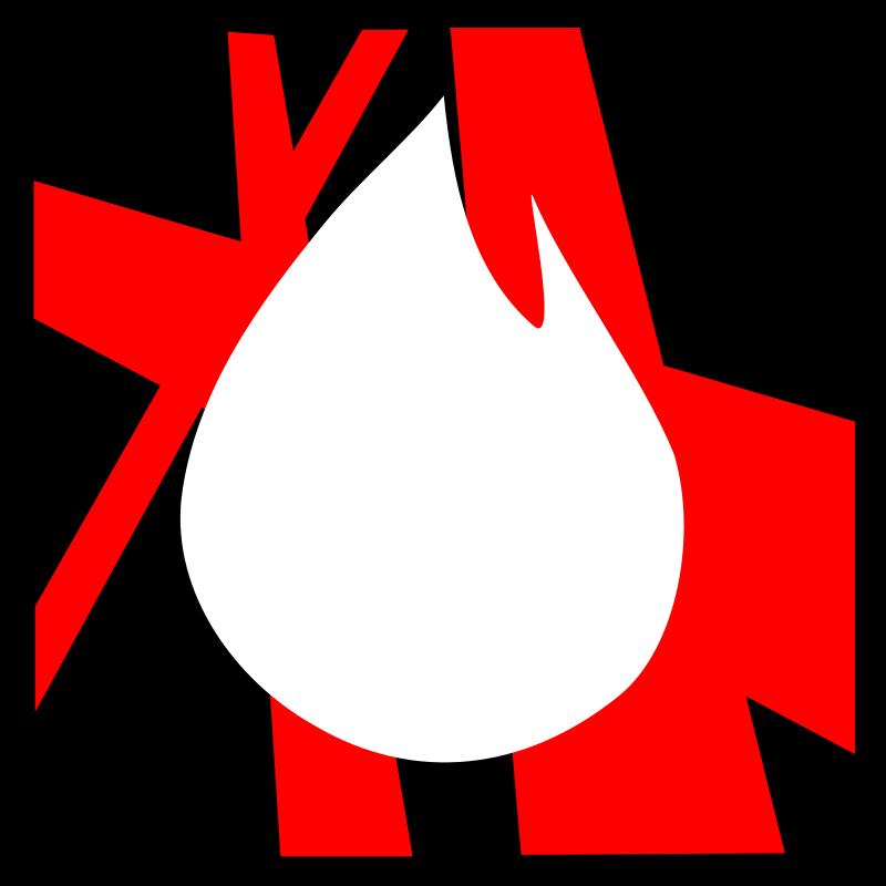 clip art holy spirit fire - photo #28