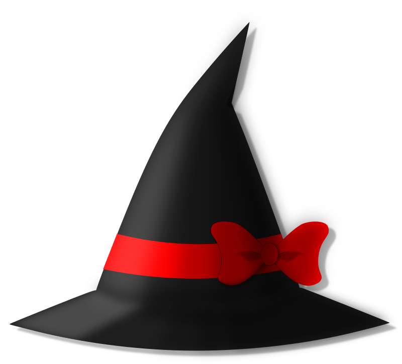 witch hat clipart - photo #14
