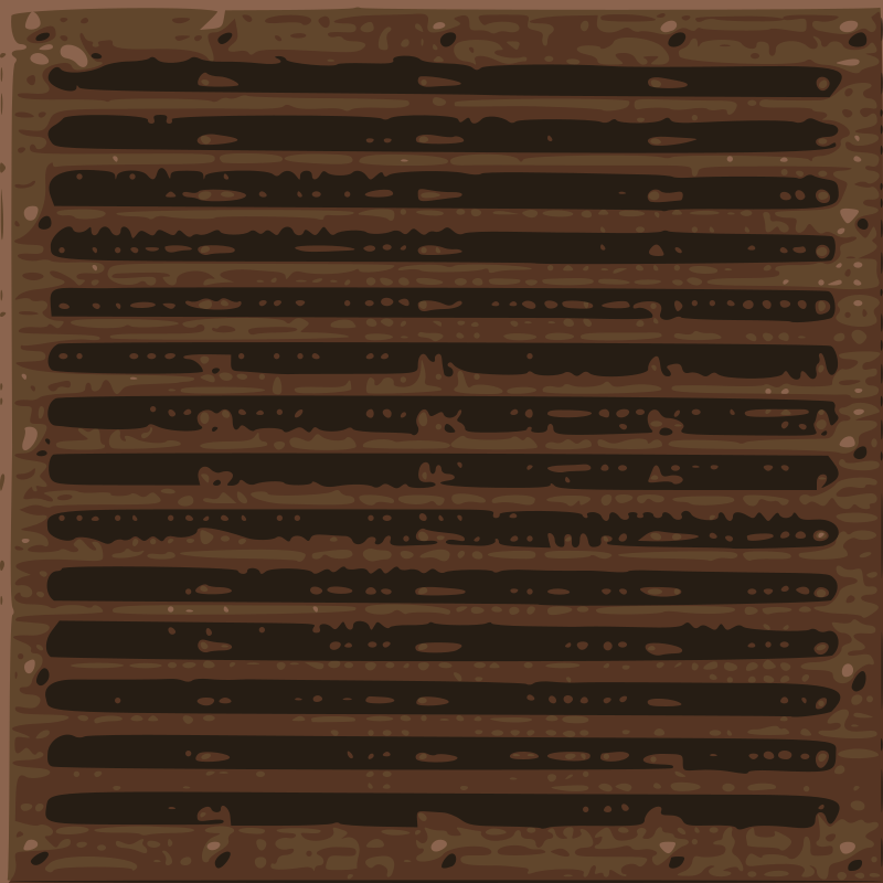 Map Tile - Metal Grill - 1 x 1 by roystonlodge