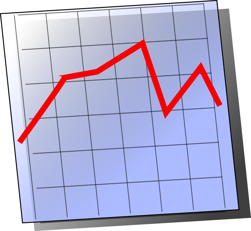 graph by AX11 - icon for statistics, plot or graph