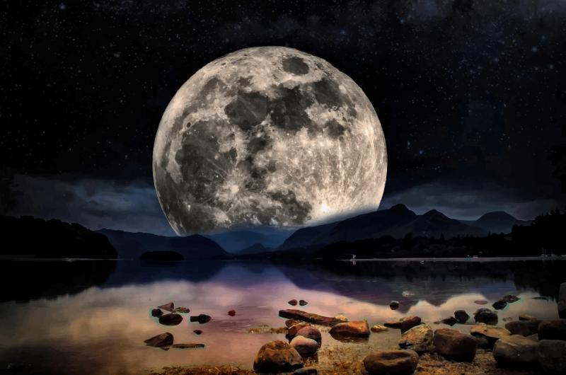clipart moonlight landscape clipartof lovers clip art of live pine tree