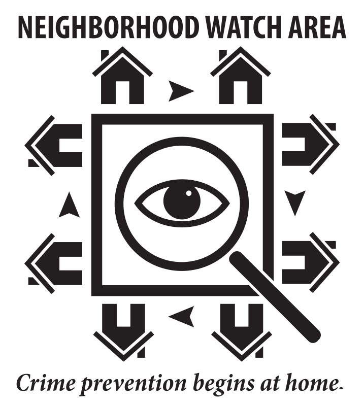 clip art neighborhood watch - photo #9