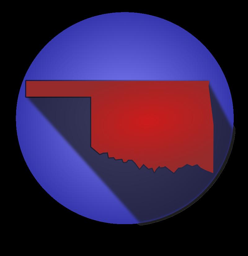 Clipart - Oklahoma