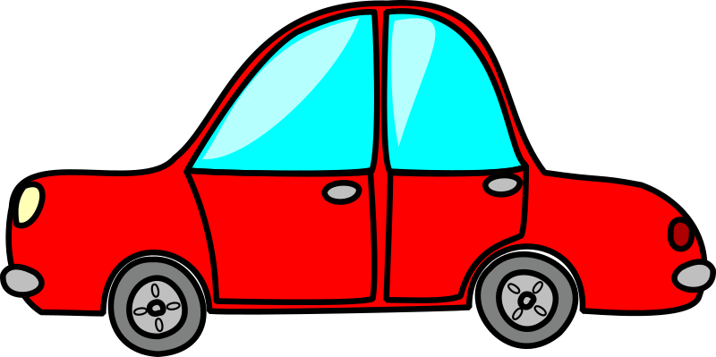Toy Car Clip Art : Toy car by nicubunu a red