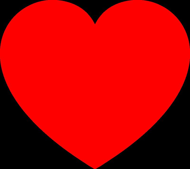 Clipart - Coeur