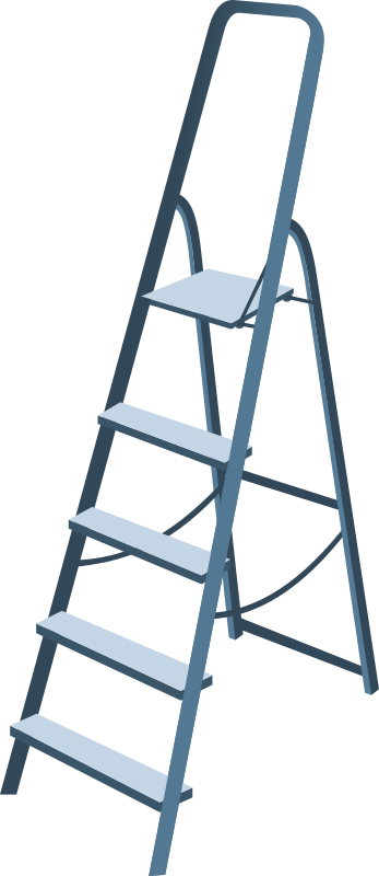 Clipart Stepladder