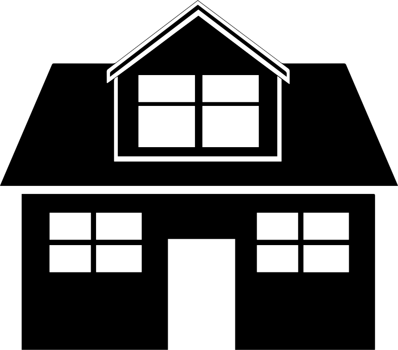 Clipart - House Icon