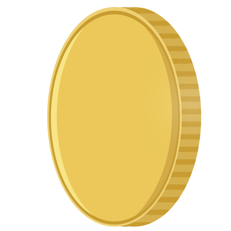 Clipart Spinning Coin 5