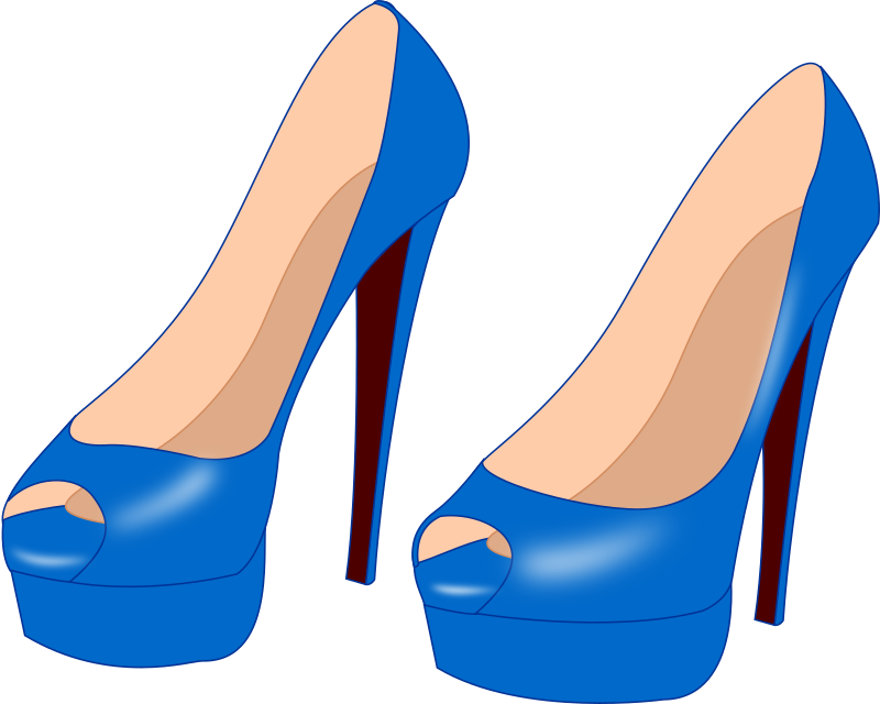 clipart high heels 04 shoescliparty shoes clip art free