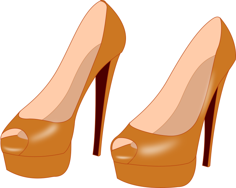clipart high heels 08. Black Bedroom Furniture Sets. Home Design Ideas