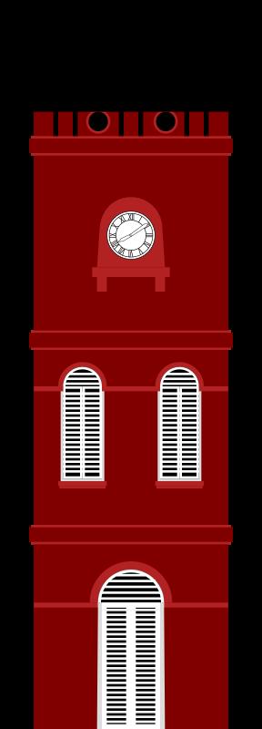 clip art clock tower - photo #28