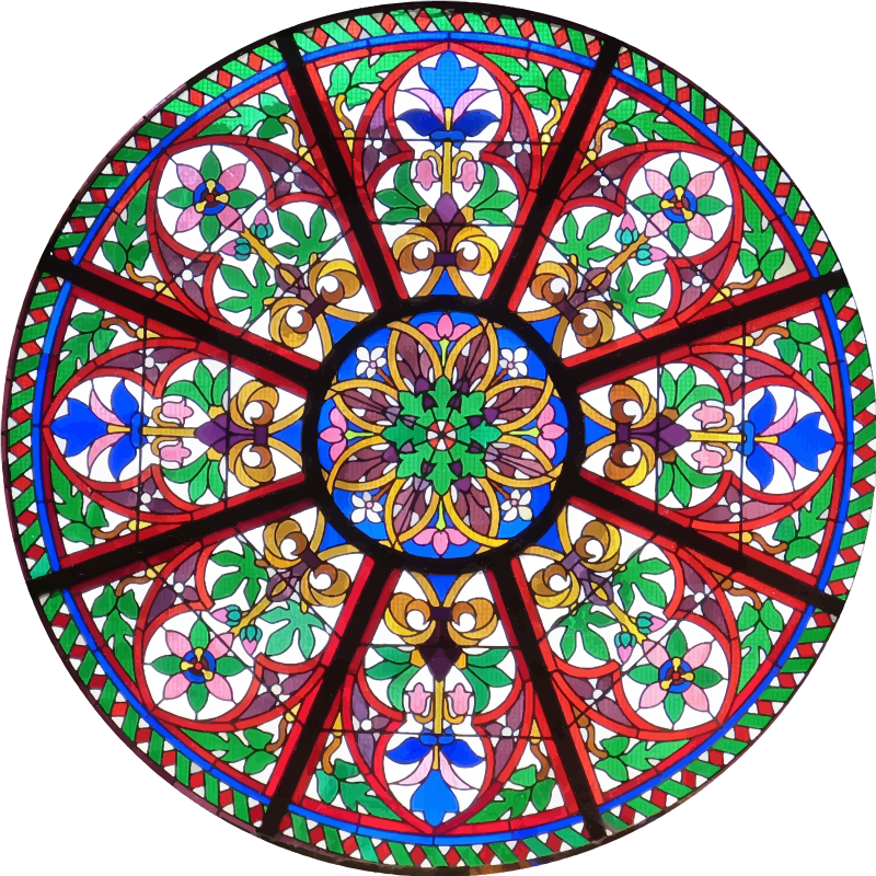 free clipart stained glass window - photo #4