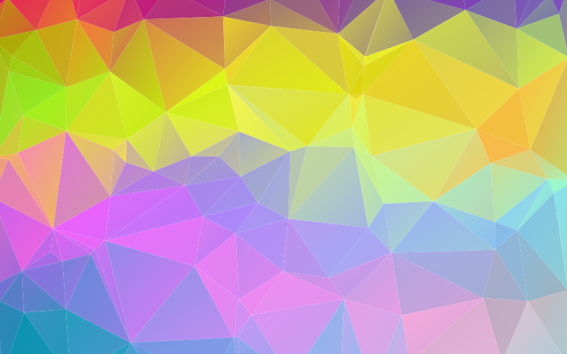 abstract polygonal colorful background - photo #26