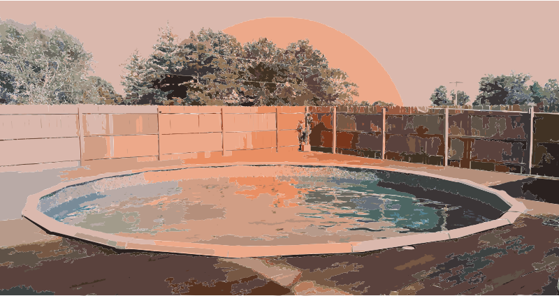 Clipart The Pool
