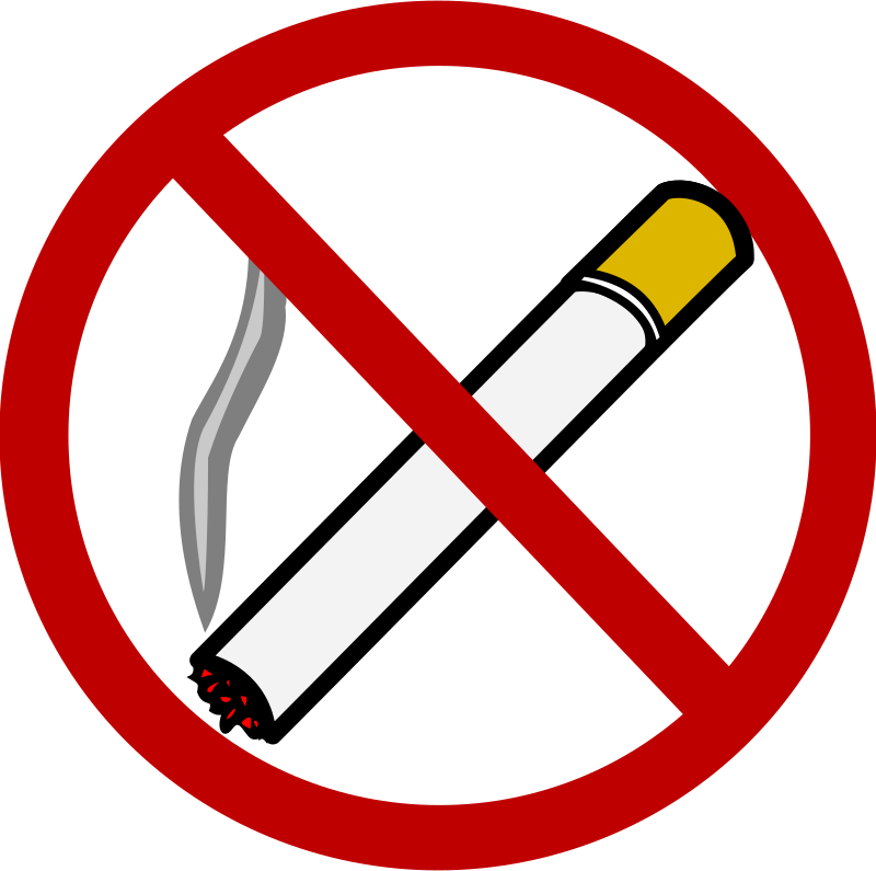 "No Smoking by nicubunu - a ""no smoking"" sign"