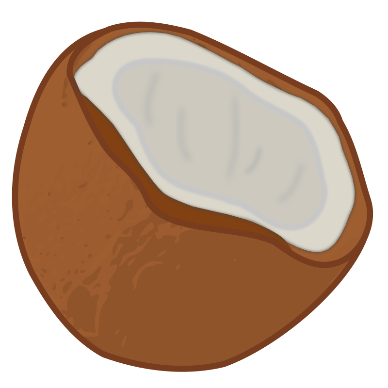Coconut by laobc - A coconut.